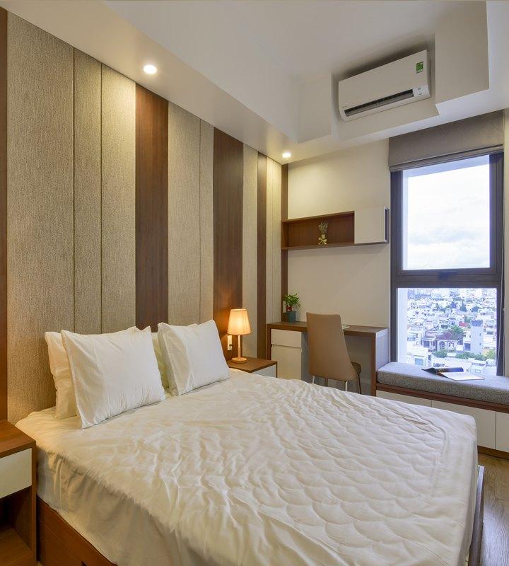 Căn hộ Hiyori 2 phòng ngủ đầy đủ nội thất