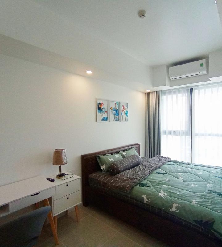 Căn hộ Hiyori 2 phòng ngủ, tầng 11, nội thất đầy đủ