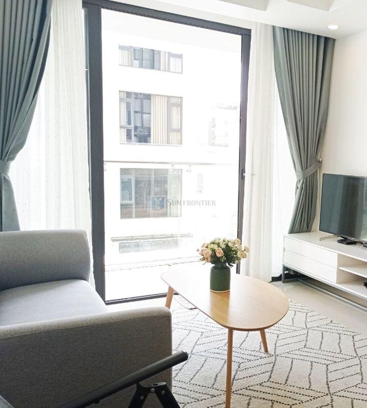 Căn hộ Hiyori 2 phòng ngủ, tầng 3, nội thất đầy đủ, xinh xắn