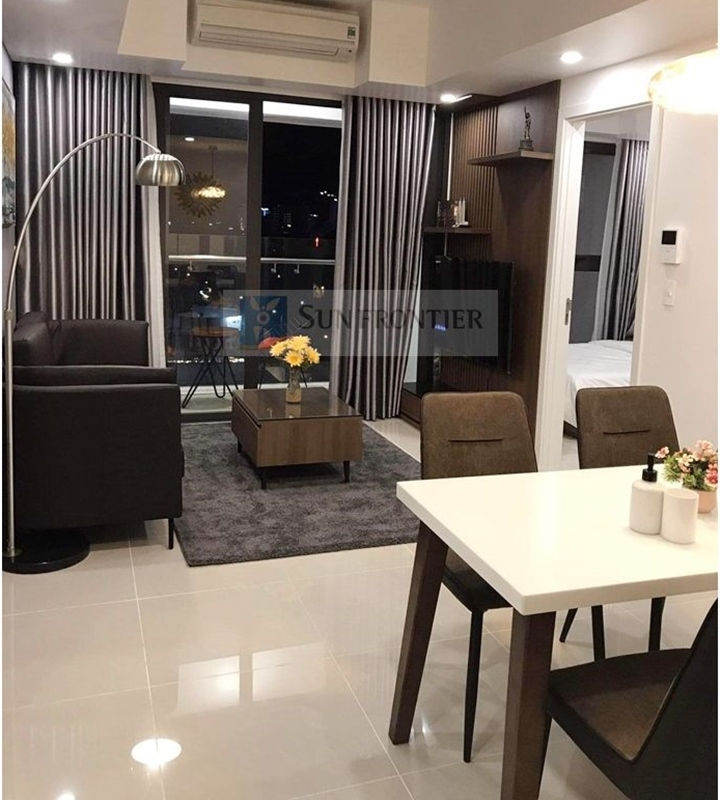 Cho thuê căn hộ Hiyori, 2 phòng ngủ, tầng 7, đầy đủ nội thất